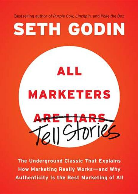 Cover art for All Marketers Are Liars