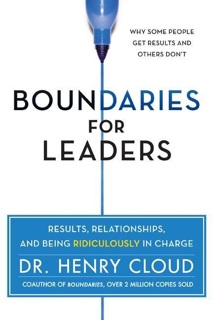 Cover art for Boundaries for Leaders