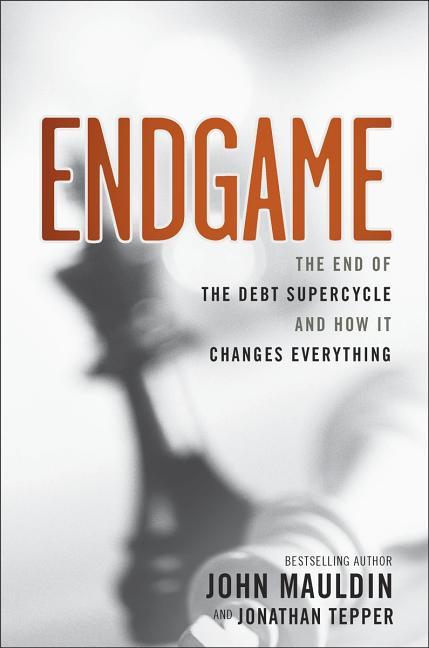 Cover art for Endgame