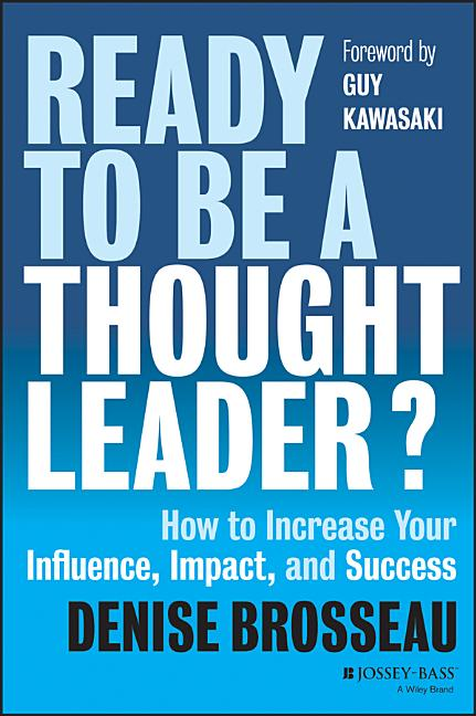 Cover art for Ready to Be a Thought Leader?