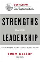 Cover art for Strengths Based Leadership