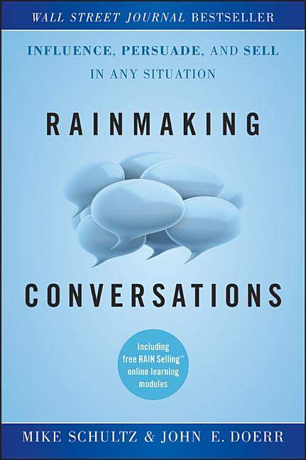 Cover art for Rainmaking Conversations