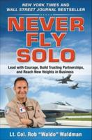 Cover art for Never Fly Solo