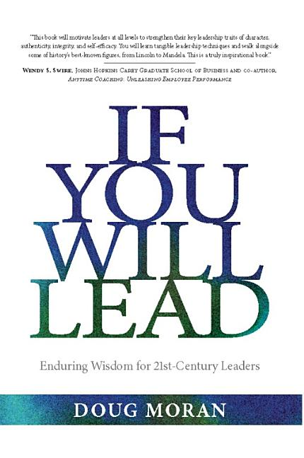 Cover art for If You Will Lead