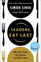 Cover art for Leaders Eat Last