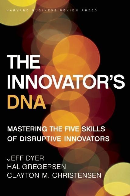 Cover art for The Innovator's DNA