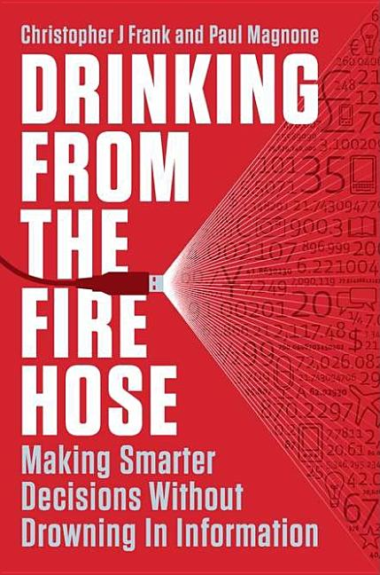 Cover art for Drinking from the Fire Hose