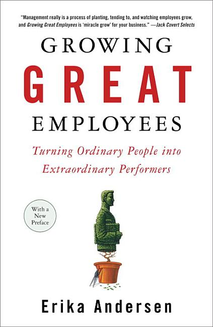 Cover art for Growing Great Employees