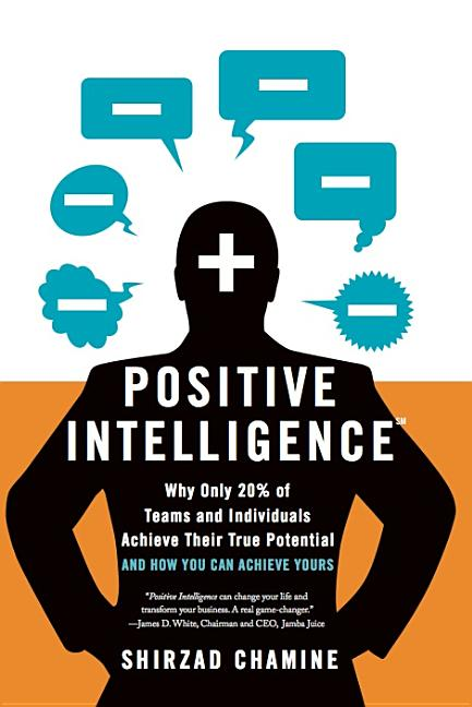 Cover art for Positive Intelligence