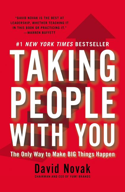 Cover art for Taking People with You