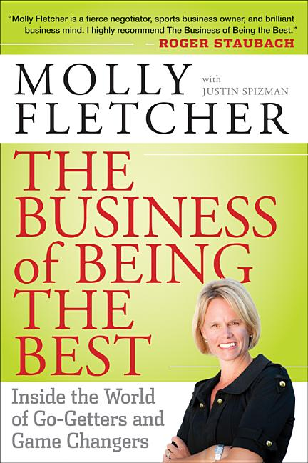 Cover art for The Business of Being the Best