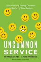 Cover art for Uncommon Service