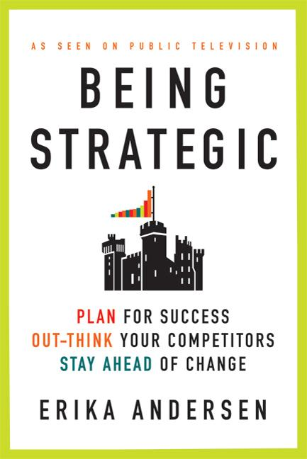 Cover art for Being Strategic
