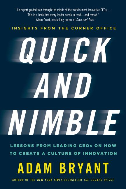 Cover art for Quick and Nimble