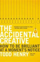 Cover art for The Accidental Creative