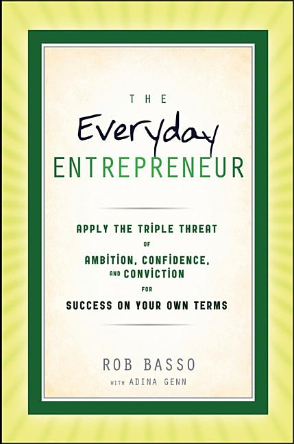Cover art for The Everyday Entrepreneur