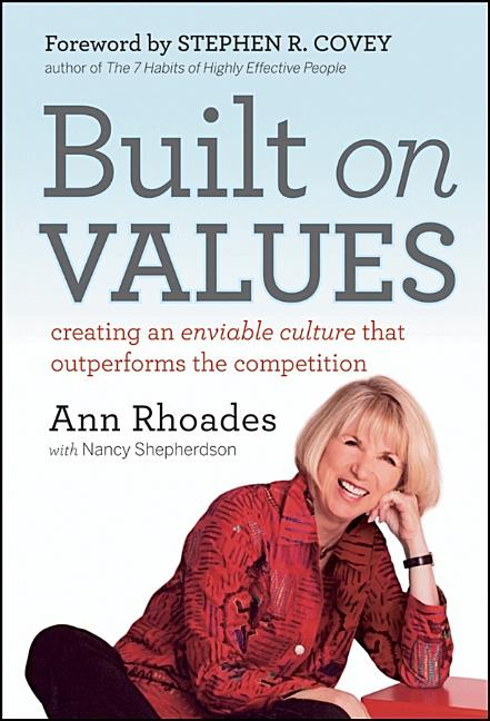 Cover art for Built on Values