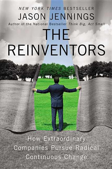 Cover art for The Reinventors