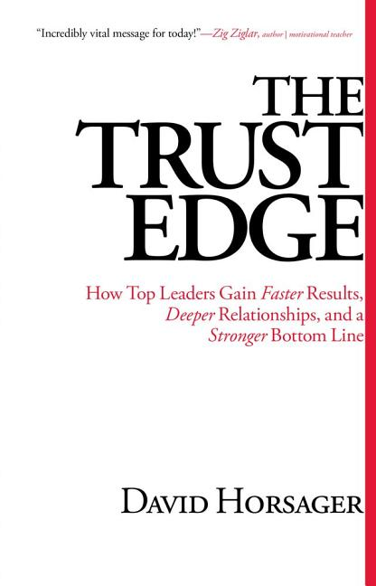 Cover art for The Trust Edge
