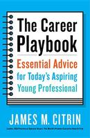 Cover art for The Career Playbook