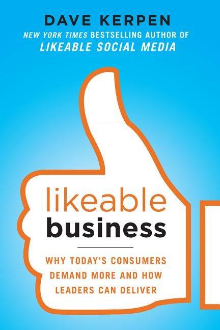 Cover art for Likeable Business