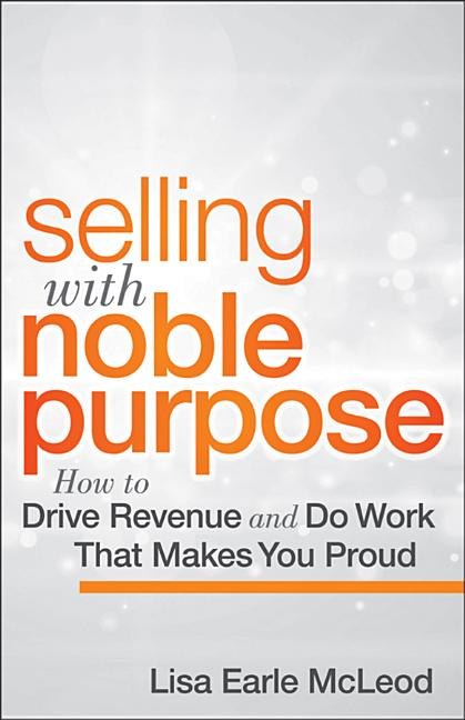 Cover art for Selling with Noble Purpose