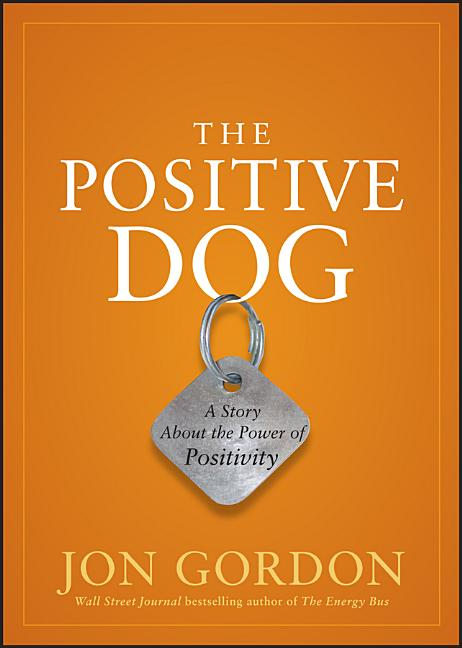Cover art for The Positive Dog