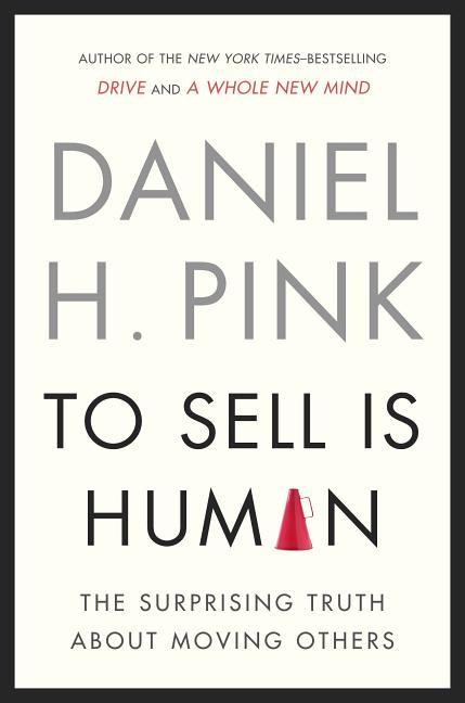 Cover art for To Sell Is Human
