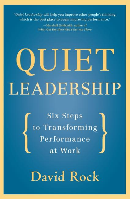 Cover art for Quiet Leadership