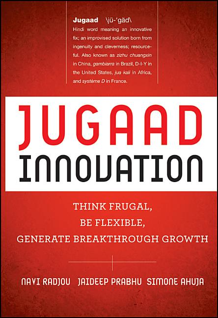 Cover art for Jugaad Innovation