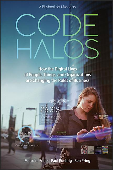 Cover art for Code Halos
