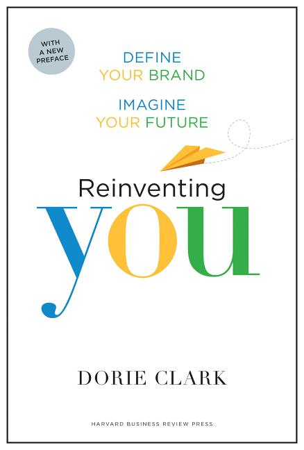 Cover art for Reinventing You