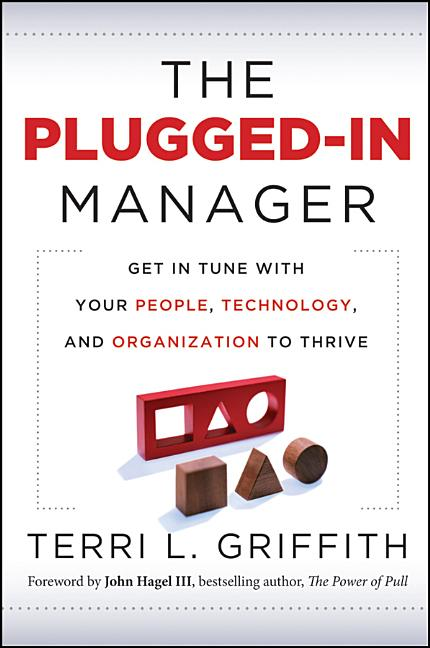 Cover art for The Plugged-In Manager