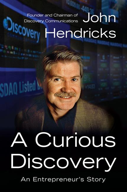 Cover art for A Curious Discovery