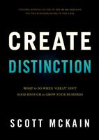 Cover art for Create Distinction