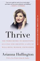 Cover art for Thrive