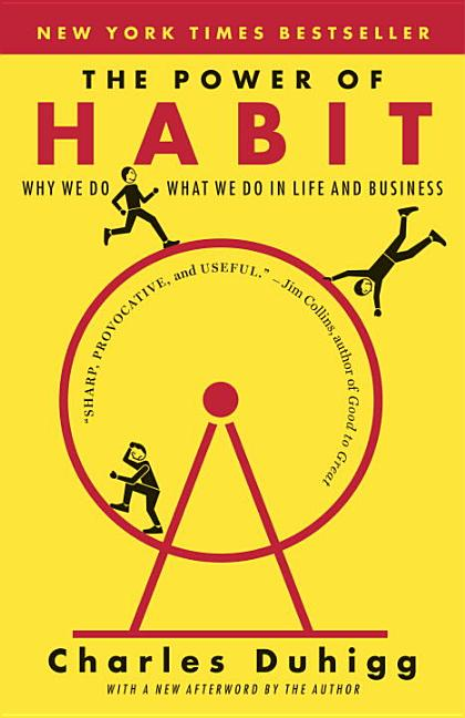 Cover art for The Power of Habit
