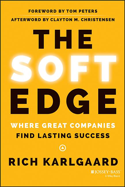 Cover art for The Soft Edge