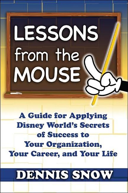 Cover art for Lessons from the Mouse