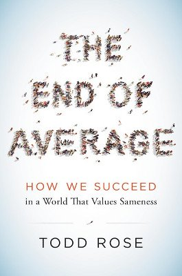 Cover art for The End of Average