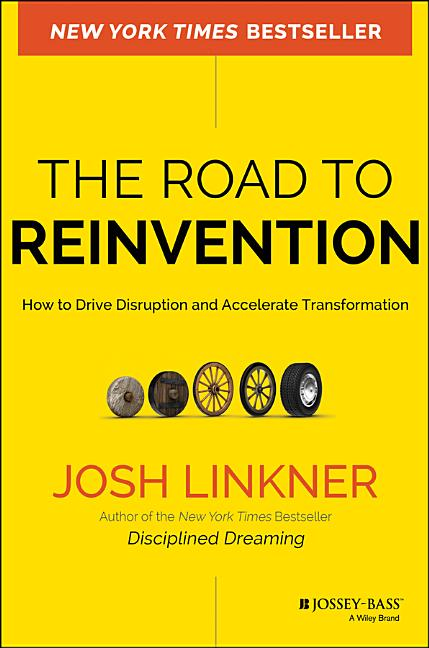 Cover art for The Road to Reinvention