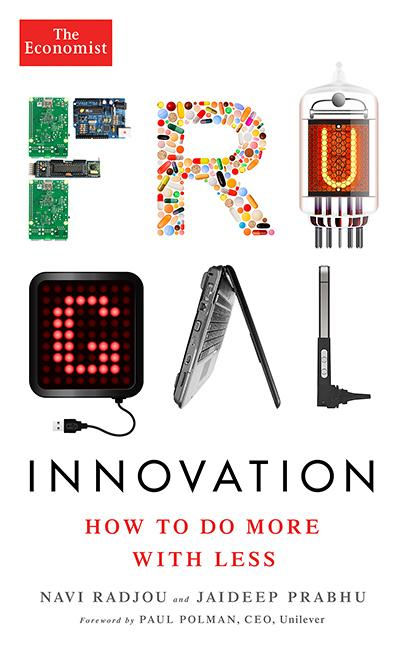 Cover art for Frugal Innovation