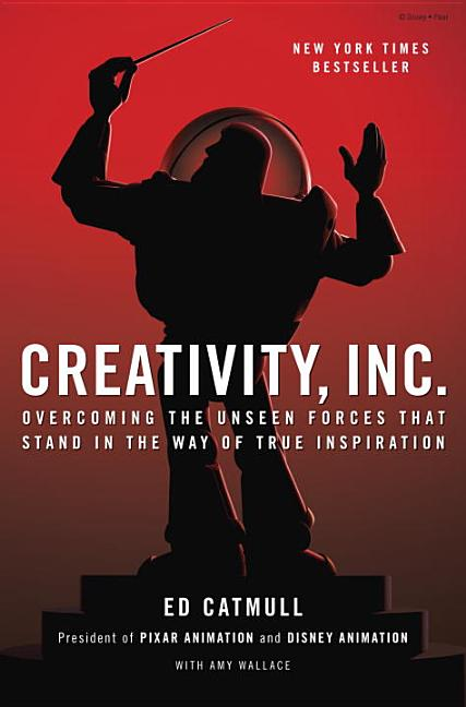 Cover art for Creativity, Inc.