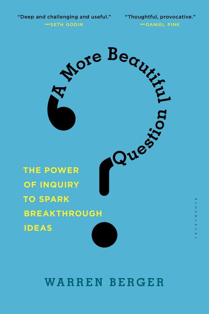 Cover art for A More Beautiful Question
