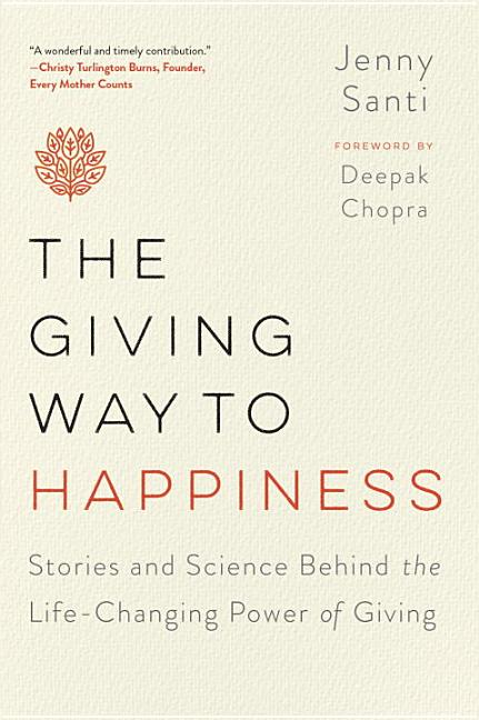 Cover art for The Giving Way to Happiness