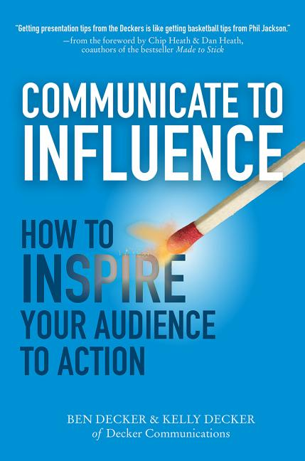 Cover art for Communicate to Influence