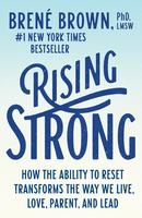 Cover art for Rising Strong