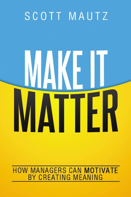 Cover art for Make It Matter
