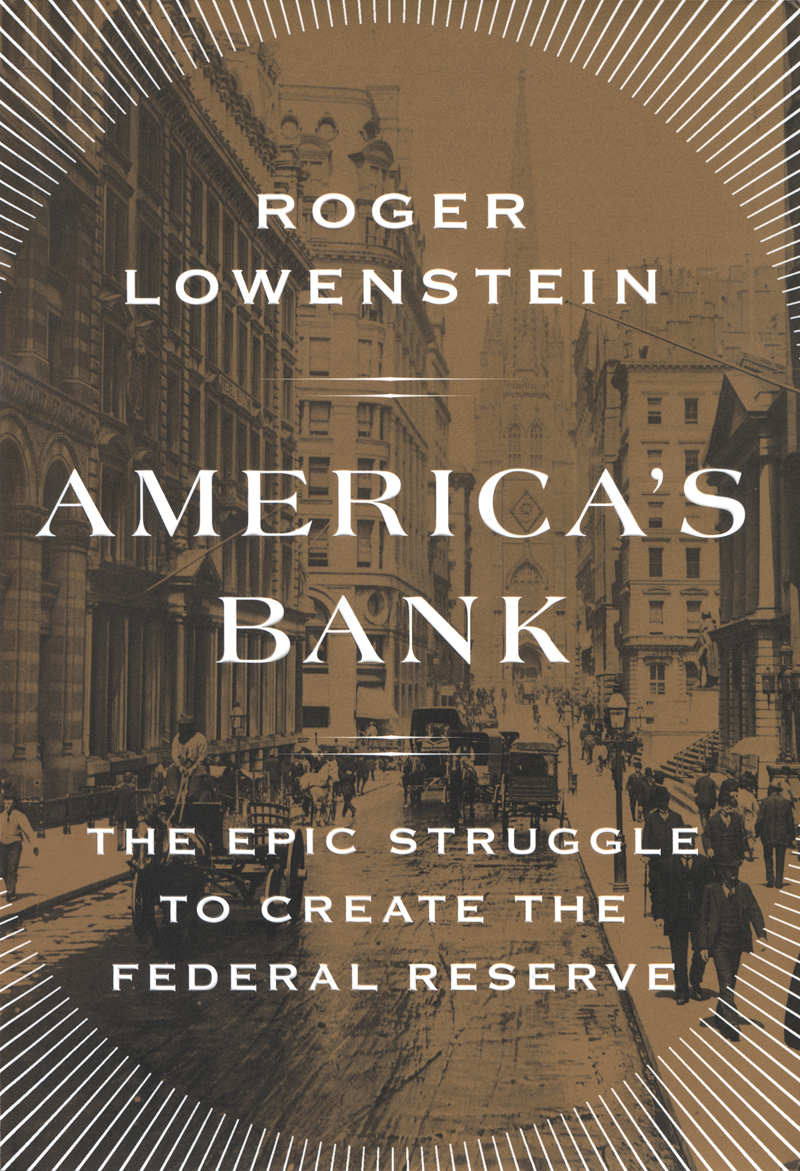 Cover art for America's Bank