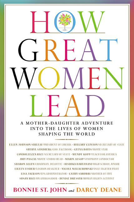 Cover art for How Great Women Lead